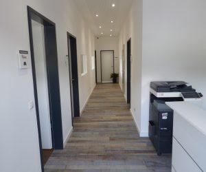 Büro Hassan Eingangsbereich, 1